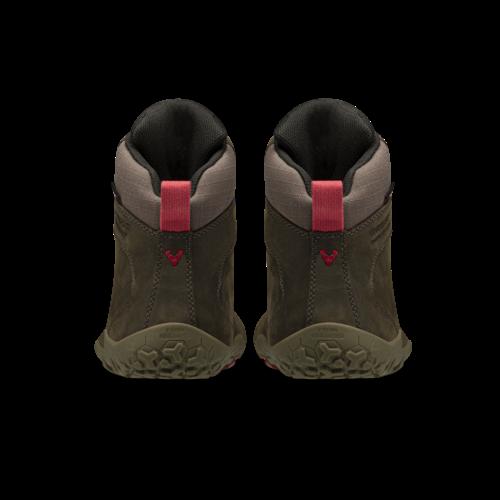 Vivobarefoot Tracker II FG Ladies Leather Bracken