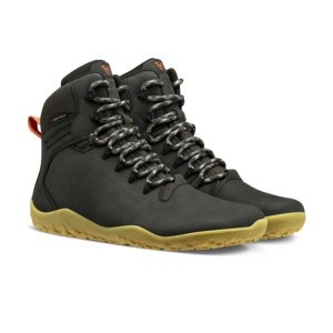 Vivobarefoot Tracker II FG Men Leather Obsidian