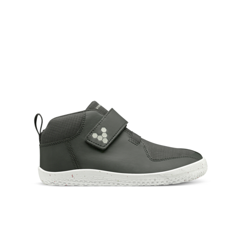Vivobarefoot Primus Bootie II All Weather Kids Charcoal