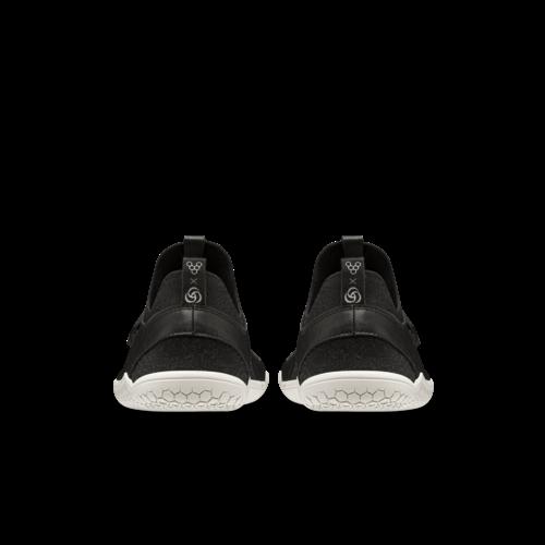 Vivobarefoot Primus Knit EZ Men Leather Obsidian
