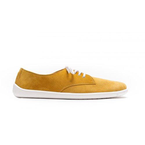 Be Lenka City Mustard & White