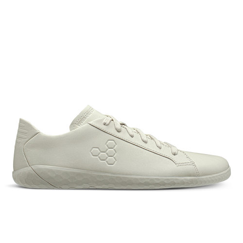 Vivobarefoot Geo Court II Ladies Leather Limestone