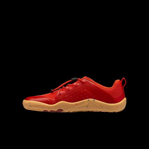 Vivobarefoot Primus Trail II Junior Fiery Coral