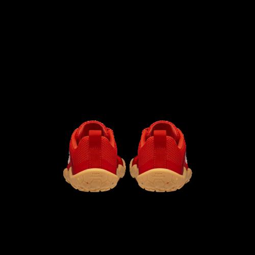 Vivobarefoot Primus Trail II Kids Fiery Coral