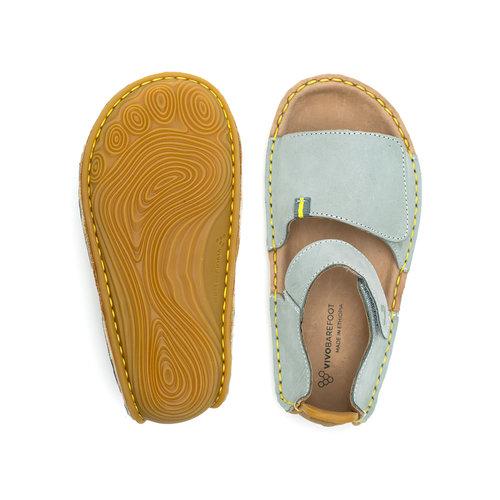Vivobarefoot Ababa Sandal II Kids Slate