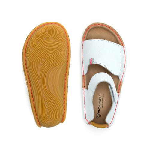 Vivobarefoot Ababa Sandal II Kids Grey Mist