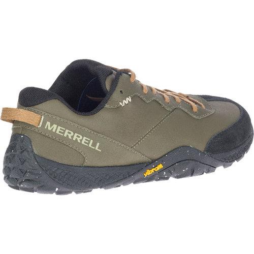 Merrell Trail Glove 6 Leather Men Olive
