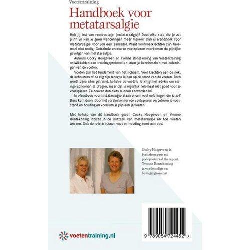 Voetentraining Handboek voor Metatarsalgie