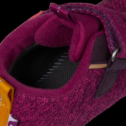 Affenzahn Low Boot Knit Happy Bird