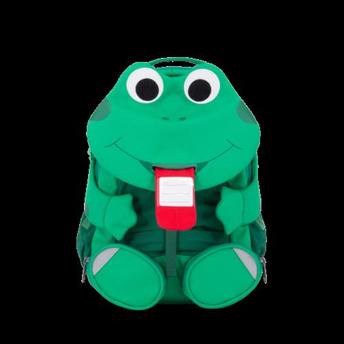 Affenzahn Large Friends Backpack Frog