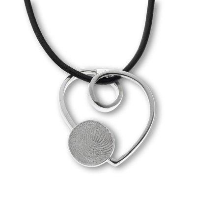 Heart with Ø 10 mm. creative