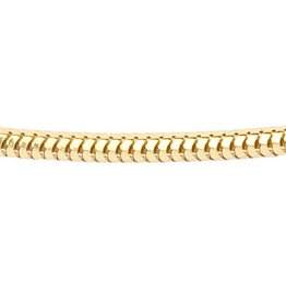 Venetian chain - Ø 1,4 mm. - yellow gold
