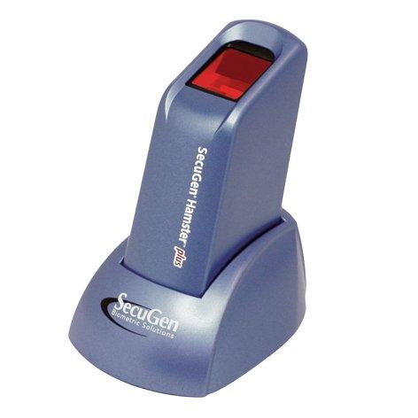 Hamsterplus fingerprintscanner