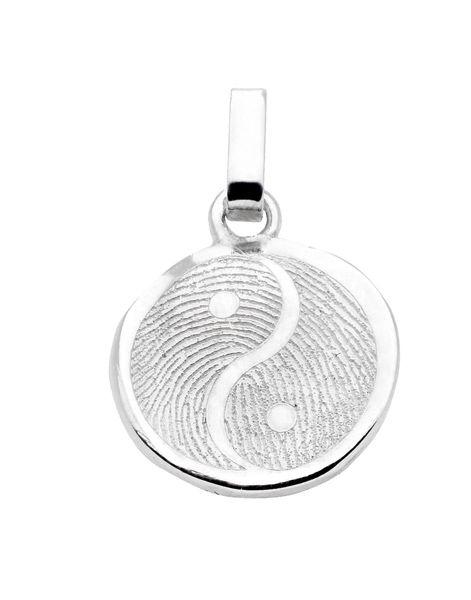Yin Yang hanger, gewelfd