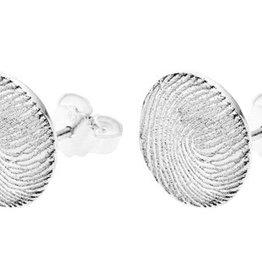 Boucles d'oreilles, rondes
