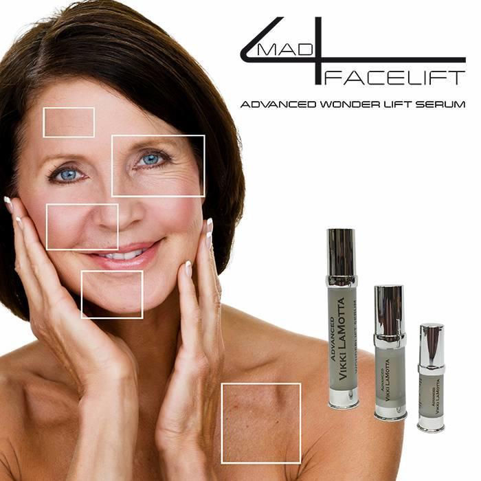 made4facelift wonder serum 15 ml  van Vikki LaMotta