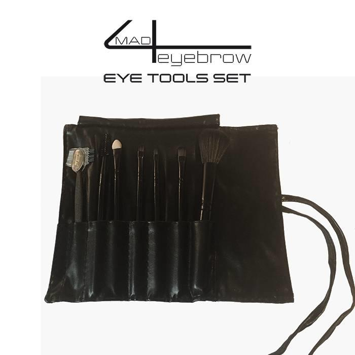 made4eyebrow  augen tools set