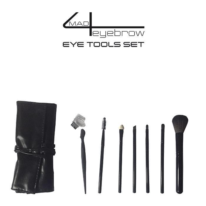 made4eyebrow augen tools set