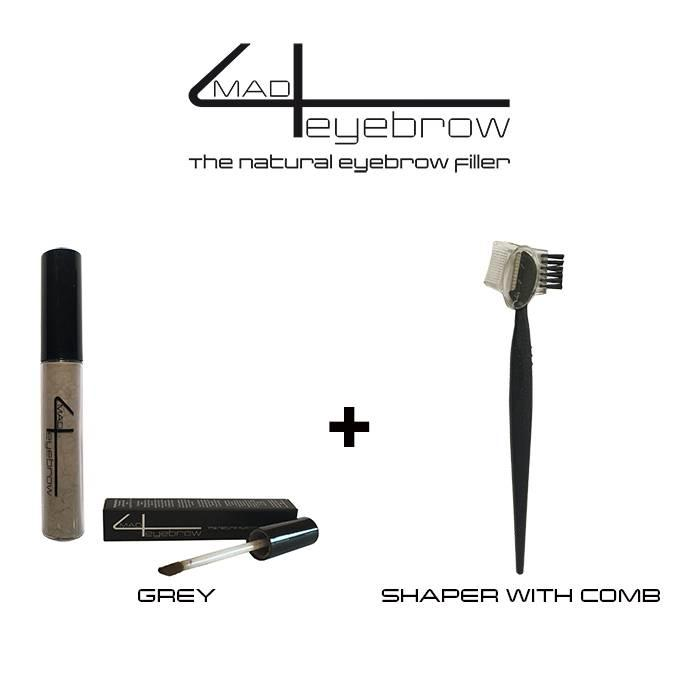 made4eyebrow eyebrow filler + shaper with comb angebot
