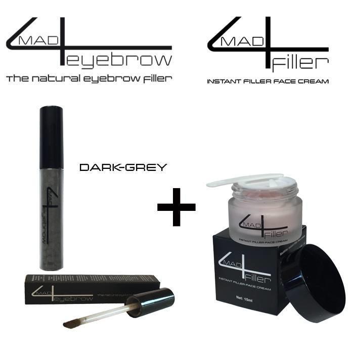 aanbieding mad4eyebrow + mad4filler