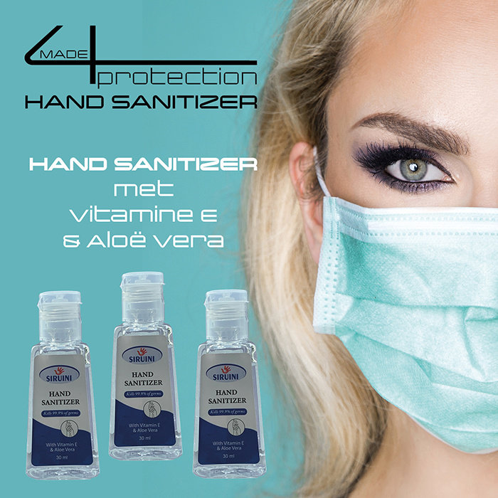 made4protection Hand sanitizer