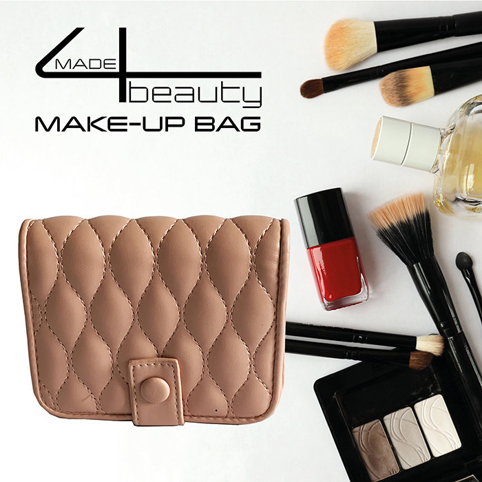 made4beauty make-up bag met spiegel