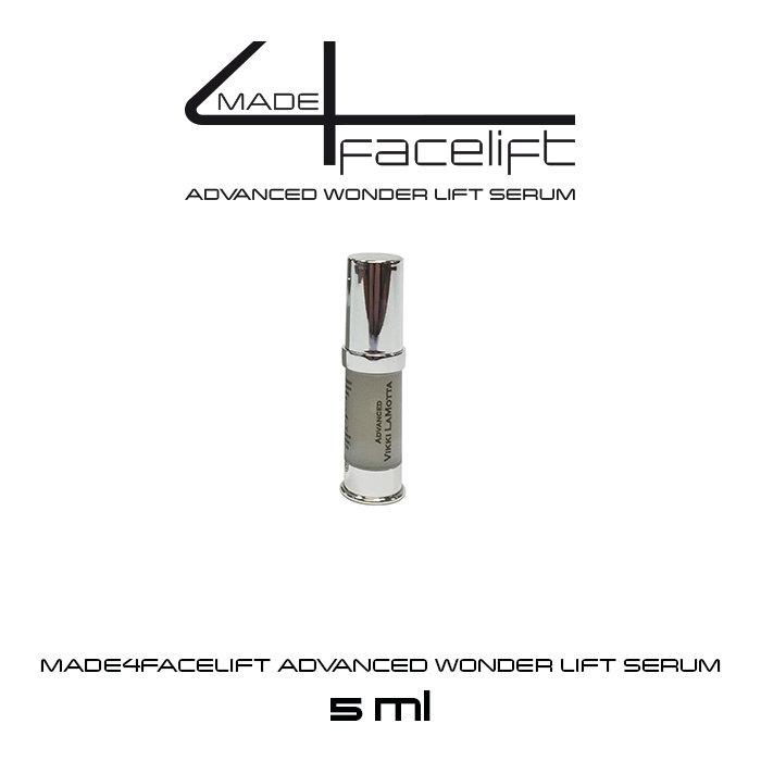 cadeau Tip anti rimpel  set DELUXE met  made4filler instant filler face cream cadeau - Copy