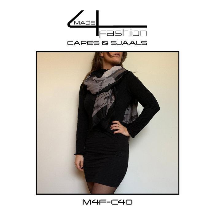 Capes en Sjaals C40