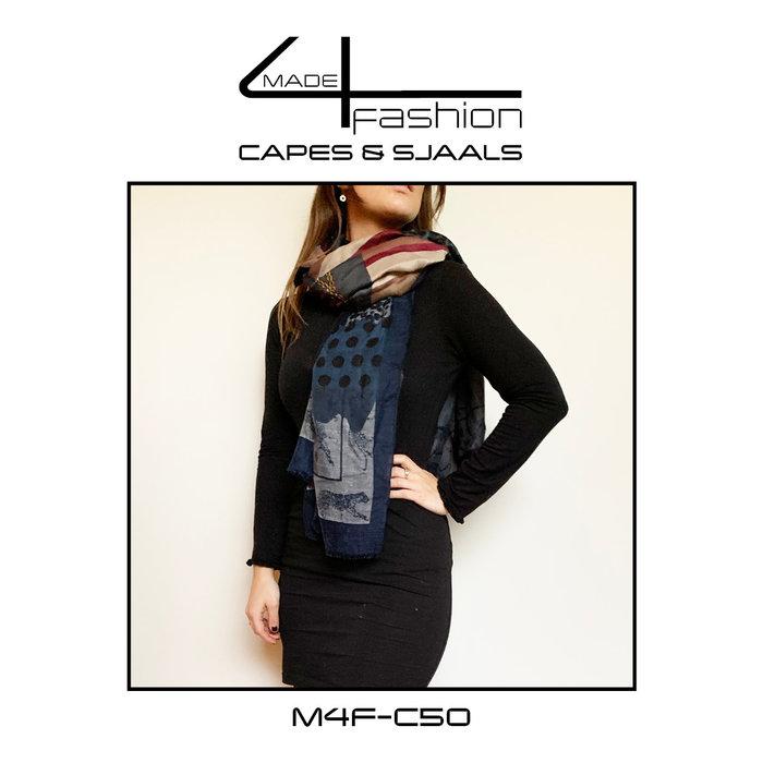 Umhänge und Schals C50