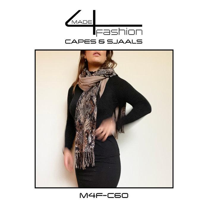 Umhänge und Schals C60