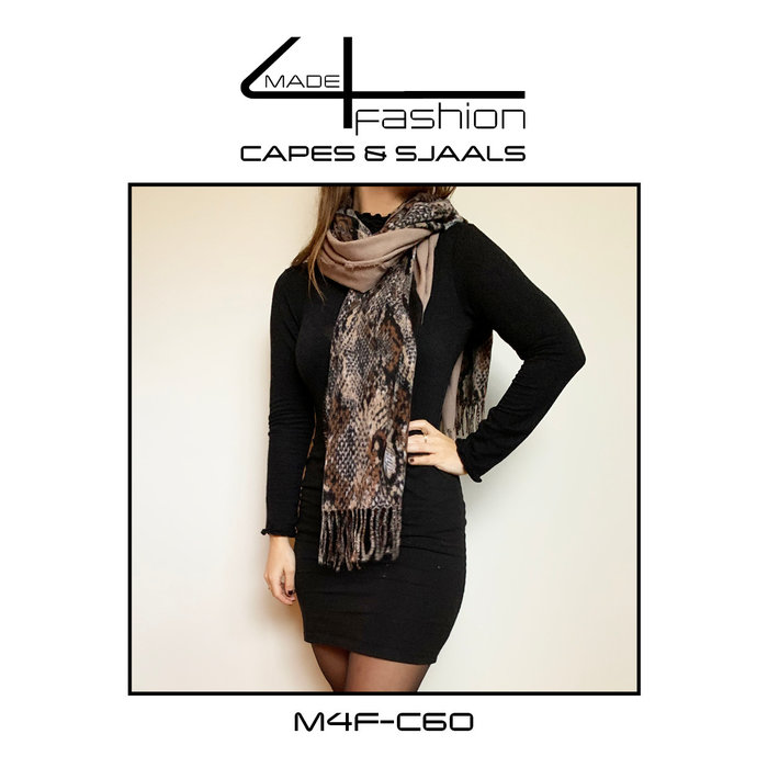Capes and Scarves C60