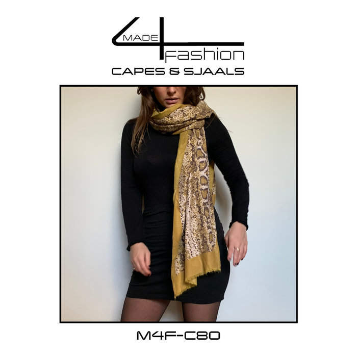 Capes en Sjaals C80