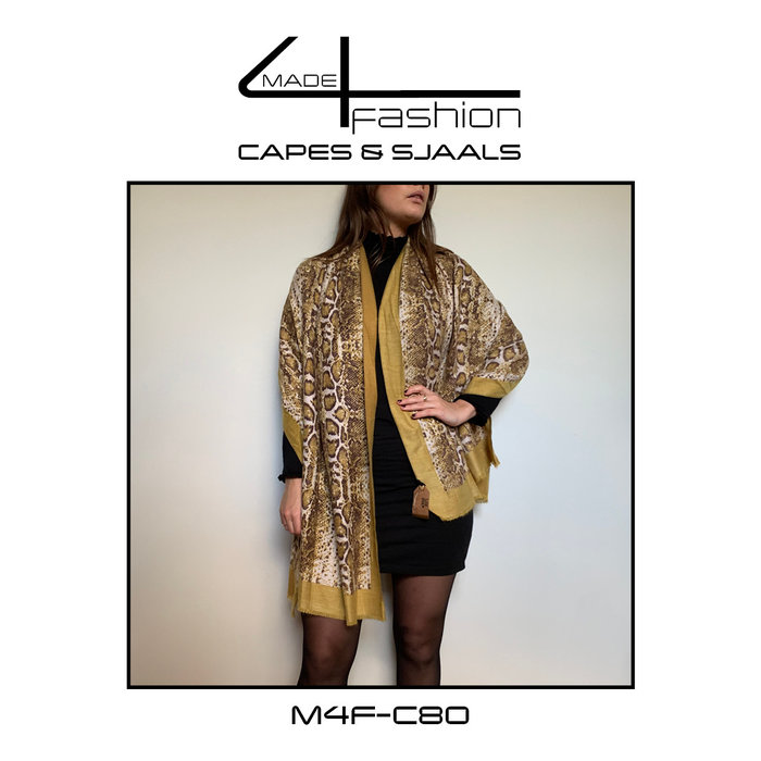 Capes and Scarves C80