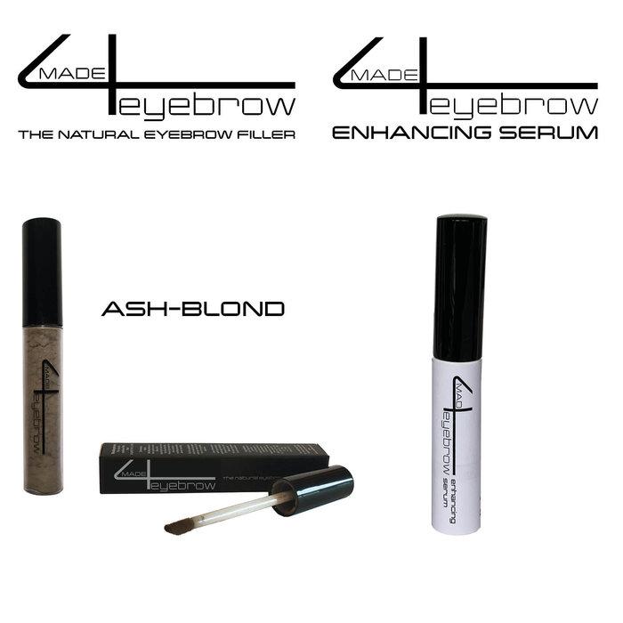 offer made4eyebrow The natural eyebrow filler + Enhancing Serum