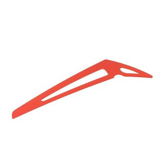 5_Compass Heli EXO 500 Tail Fin  RED                      03-1001R