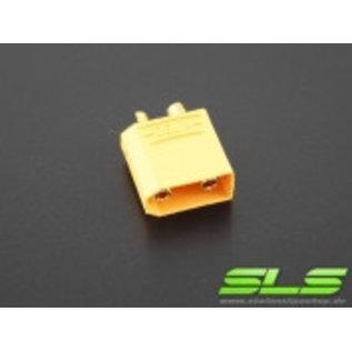 4_SLS Batteries XT-90 Connector Male                       xt-90 Stecker