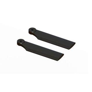 1_Oxy Heli SP-OXY2-047 - OXY2 - 41mm Tail Blade, Black