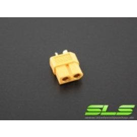 4_SLS Batteries XT60 Connector Female         XT-60 Buchse