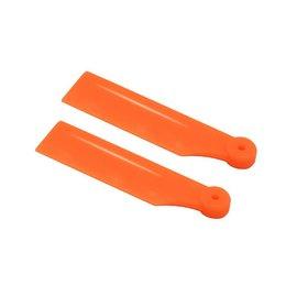 1_Oxy Heli OXY2 - 38mm Tail Blade Orange                   SP-OXY2-074