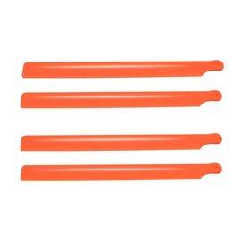 1_Oxy Heli Plastic Main Blade 210mm, 2 set, Orange                SP-OXY2-080