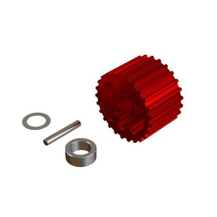 1_Oxy Heli OSP-1101 OXY4 Pro Edition 25T Tail Pulley