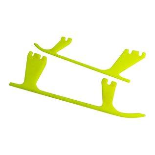 1_Oxy Heli OXY4 Landing Gear Skid Yellow          OSP-1166