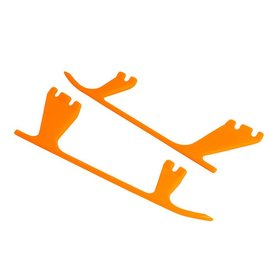 1_Oxy Heli OXY4 Landing Gear Skid, Orange        OSP-1109