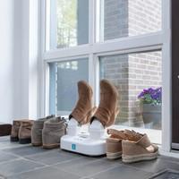 Schoendroger en -reiniger in één