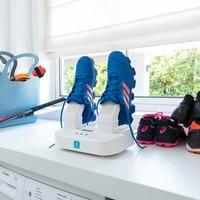 Schoenendroger die schoenen ook reinigt