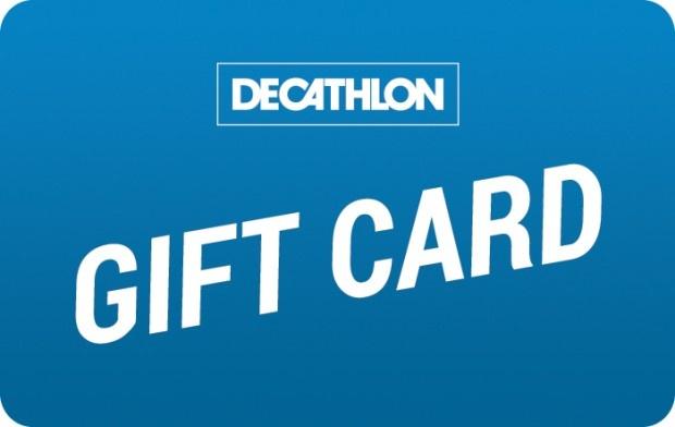 Decathlon Geschenkgutschein
