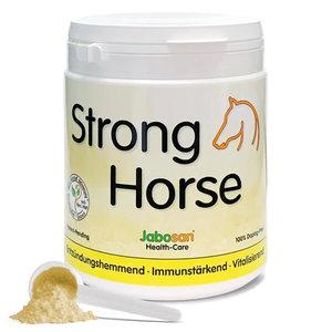 Strong-Horse ist ein Spezialprodukt gegen Sommerekzeme! Entzündungshemmend, Immunstärkend und Vitalisierend!