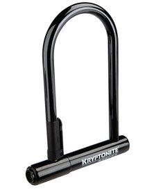 Kryptonite Original Keeper D-Lock, With Bracket, Sold Secure Bronze