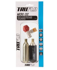 Truflo Micro C02 Pump Inc 2 Cartridges