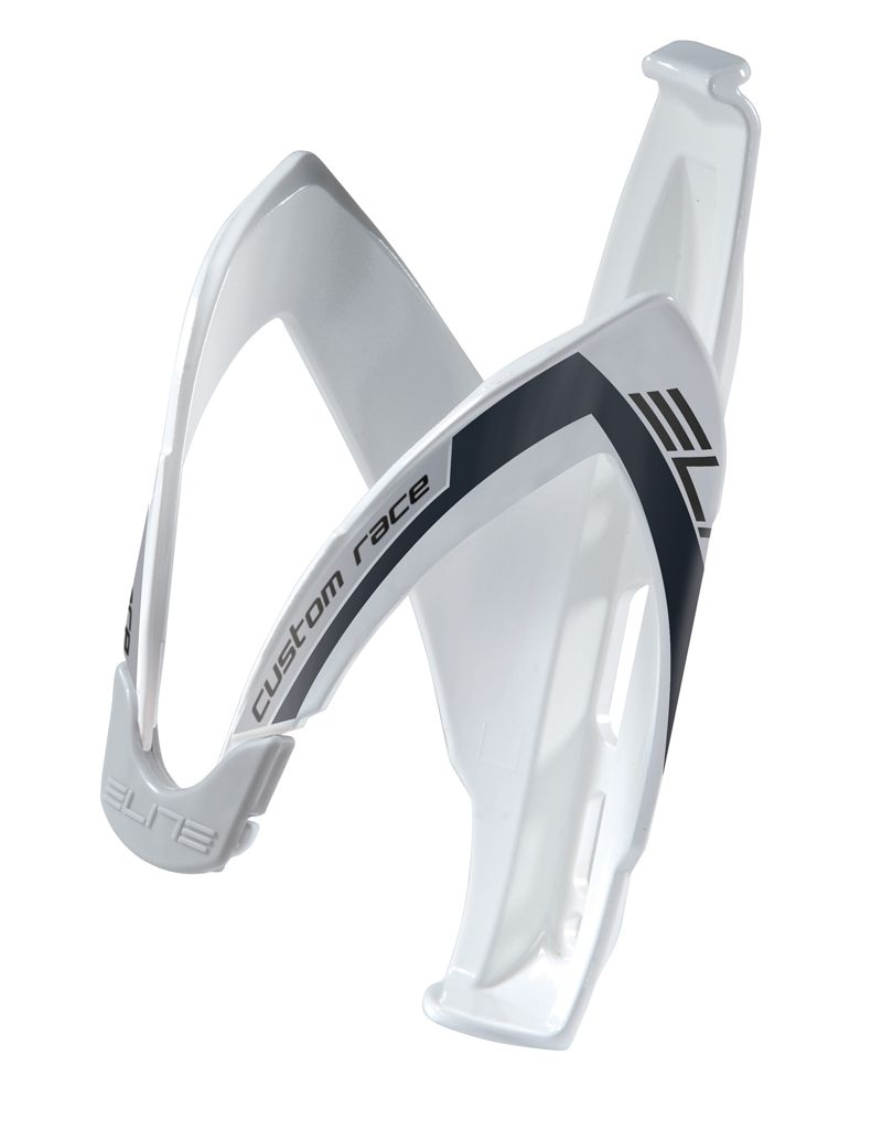 Elite Elite Race Bottle Cage, White